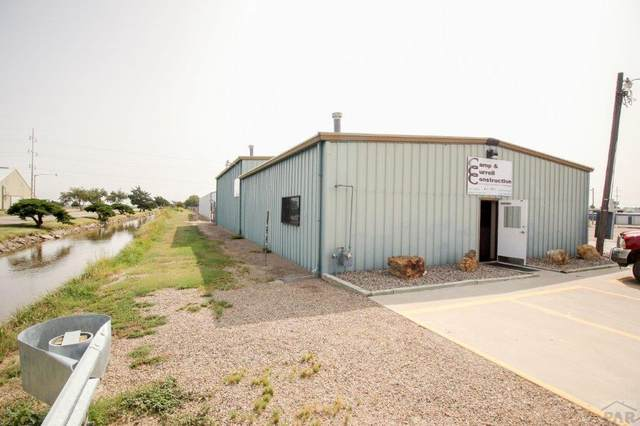 601 Commercial St, Lamar, CO 81052 (MLS #188536) :: The All Star Team