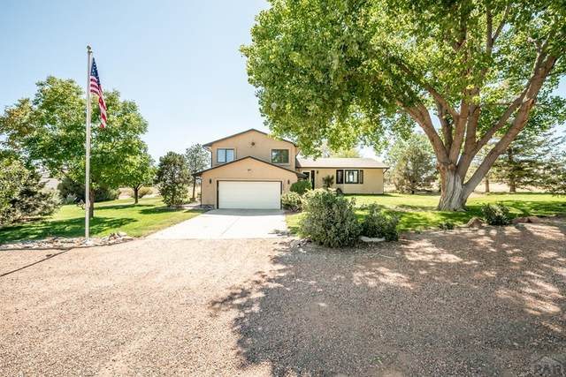 1888 W Chimazo Dr, Pueblo West, CO 81007 (MLS #188549) :: The All Star Team