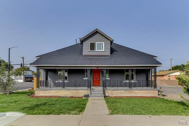 1245 Palmer Ave, Pueblo, CO 81004 (MLS #188567) :: The All Star Team