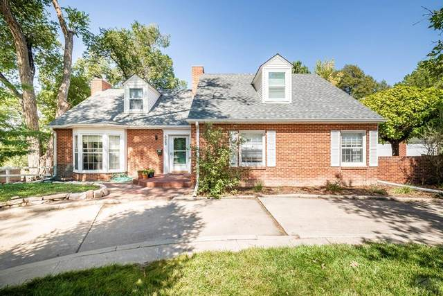 525 Dittmer Ave, Pueblo, CO 81005 (MLS #188603) :: The All Star Team