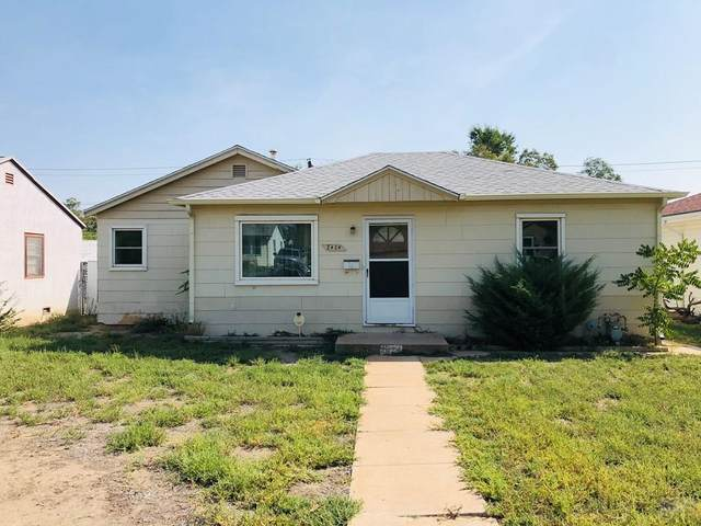 2424 5th Ave, Pueblo, CO 81003 (MLS #188605) :: The All Star Team