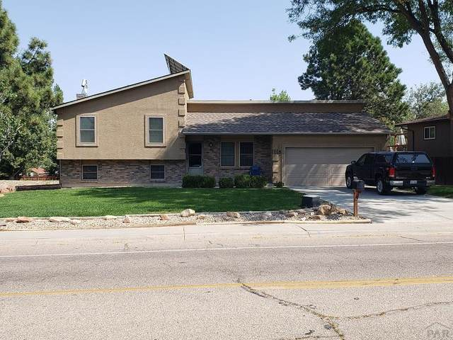 118 Encino Dr, Pueblo, CO 81005 (MLS #188619) :: The All Star Team