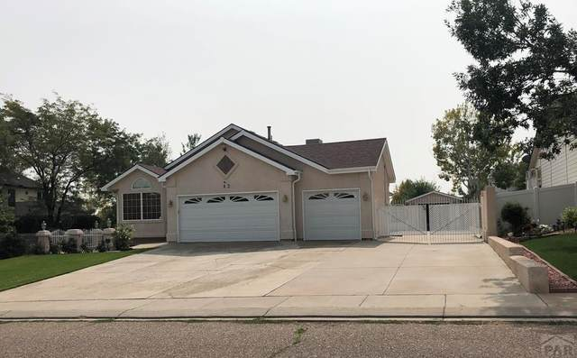 42 Altadena Dr, Pueblo, CO 81005 (MLS #188622) :: The All Star Team