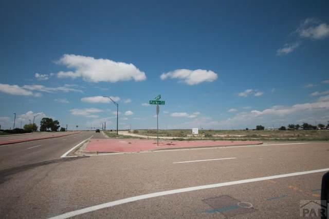 TBD Parker Blvd #5, Pueblo, CO 81003 (MLS #188637) :: The All Star Team