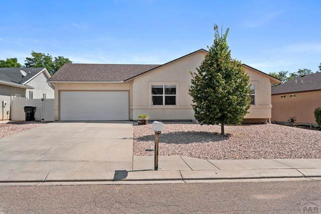3118 Norwich Ave, Pueblo, CO 81008 (MLS #188682) :: The All Star Team