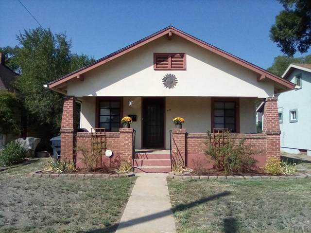 915 Carteret Ave, Pueblo, CO 81004 (MLS #188702) :: The All Star Team