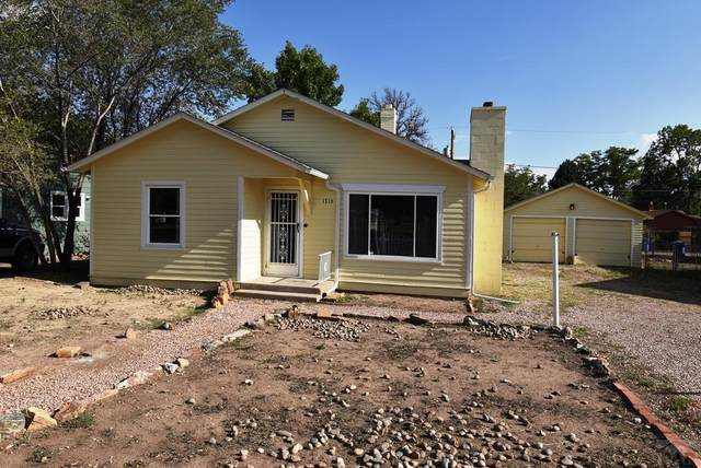 1316 College Ave, Canon City, CO 81212 (MLS #188707) :: The All Star Team