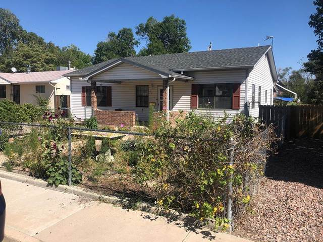 2814 3rd Ave, Pueblo, CO 81003 (MLS #188711) :: The All Star Team
