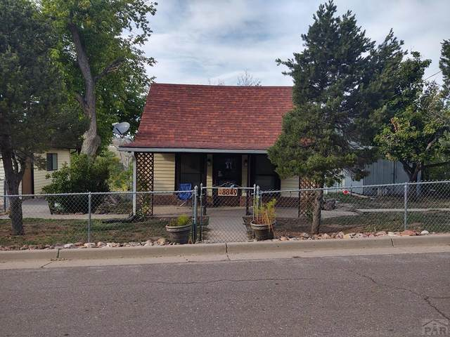 8849 Central Ave, Beulah, CO 81023 (MLS #188720) :: The All Star Team