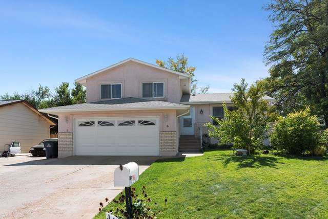 6 Briarwood Circle, Pueblo, CO 81005 (MLS #188733) :: The All Star Team