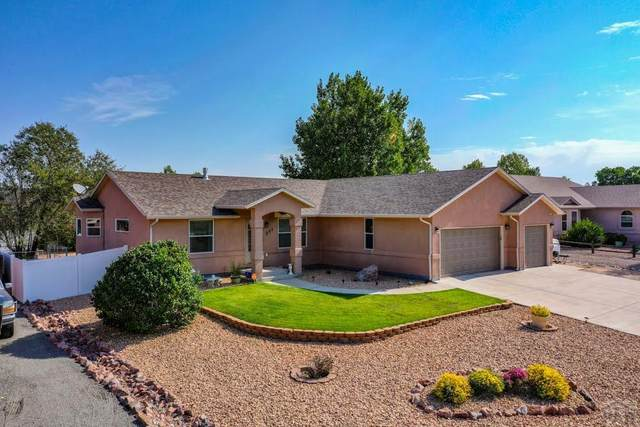 391 W Morning Glory Dr, Pueblo West, CO 81007 (MLS #188761) :: The All Star Team