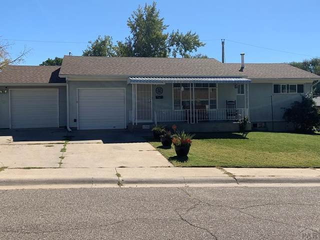 1706 Sheridan Rd, Pueblo, CO 81001 (MLS #188772) :: The All Star Team