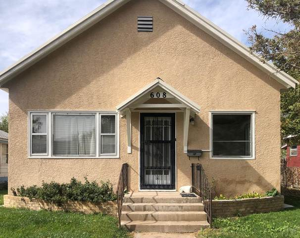 608 8th St, Fowler, CO 81039 (MLS #190065) :: The All Star Team
