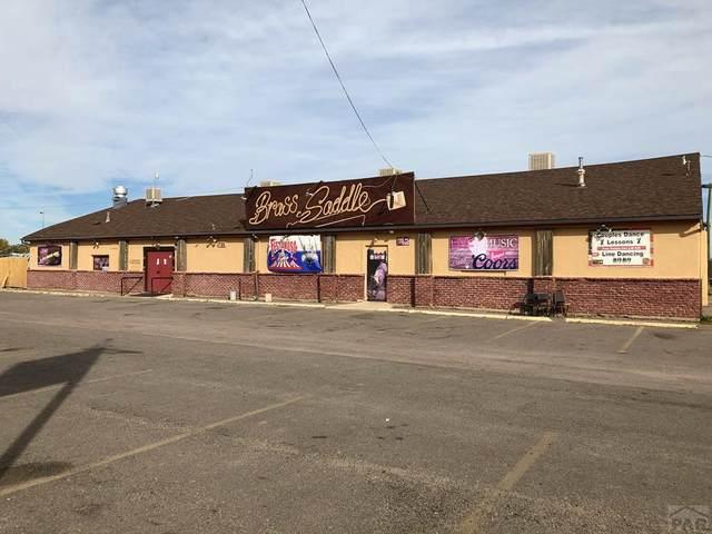 1725 W Pueblo Blvd, Pueblo, CO 81004 (MLS #190080) :: The All Star Team