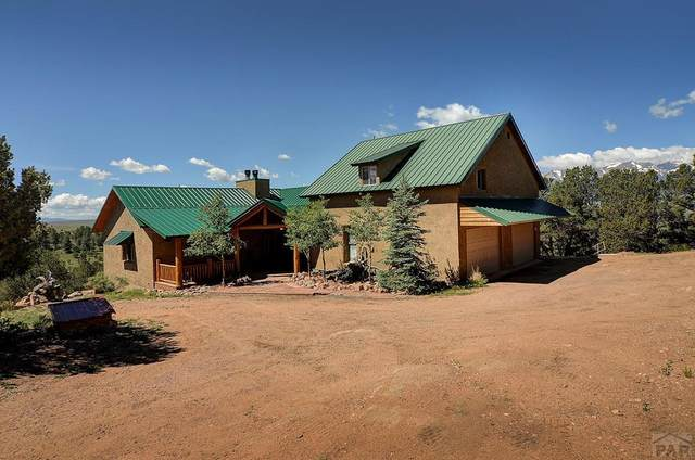 132 Hopi Road, Westcliffe, CO 81252 (MLS #190098) :: The All Star Team