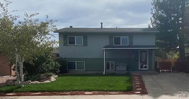3900 Devonshire Lane, Pueblo, CO 81005 (MLS #190128) :: The All Star Team