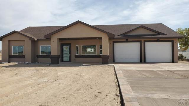 606 Calaveras Dr, Pueblo West, CO 81007 (MLS #190138) :: The All Star Team