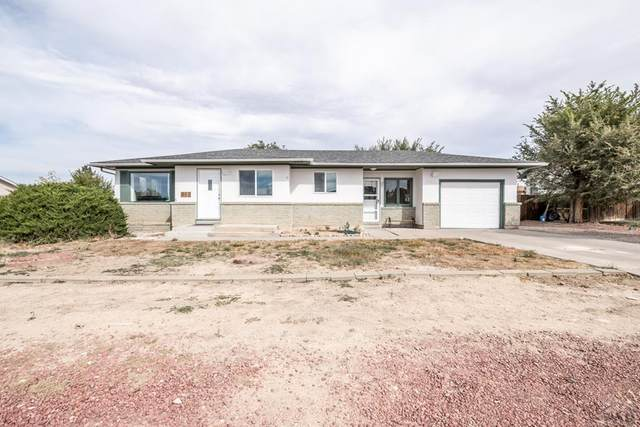 269 W Spaulding Ave, Pueblo West, CO 81007 (MLS #190143) :: The All Star Team
