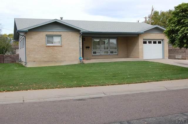 162 Fordham Circle, Pueblo, CO 81005 (MLS #190159) :: The All Star Team