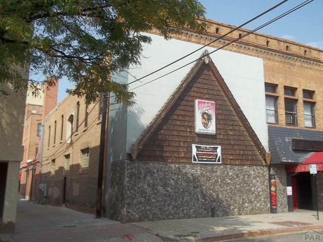 311 N Main St, Pueblo, CO 81003 (MLS #190164) :: The All Star Team