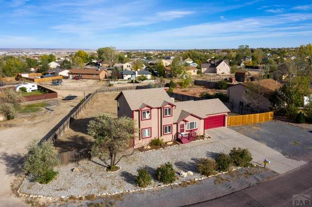 286 S Falcon Dr, Pueblo West, CO 81007 (MLS #190170) :: The All Star Team
