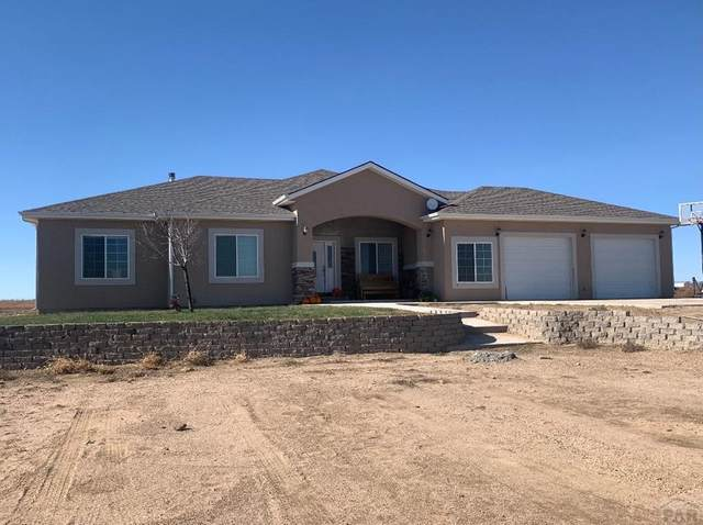 8485 County Lane 20, Ordway, CO 81063 (MLS #190362) :: The All Star Team