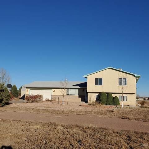 878 S Glenvista Dr, Pueblo West, CO 81007 (MLS #190522) :: The All Star Team