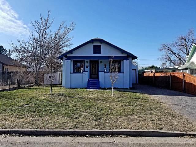 1711 Bragdon Ave, Pueblo, CO 81004 (MLS #190538) :: The All Star Team