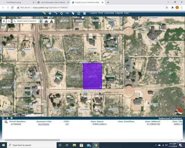 1167 W Buena Ventura Court #2, Pueblo West, CO 81007 (MLS #190561) :: The All Star Team