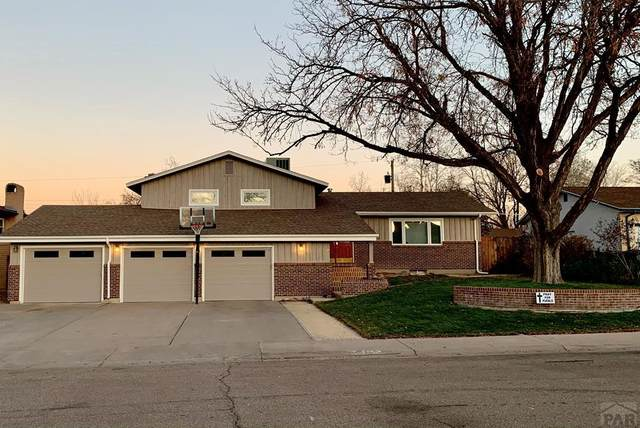 50 Fordham Circle, Pueblo, CO 81005 (MLS #190573) :: The All Star Team