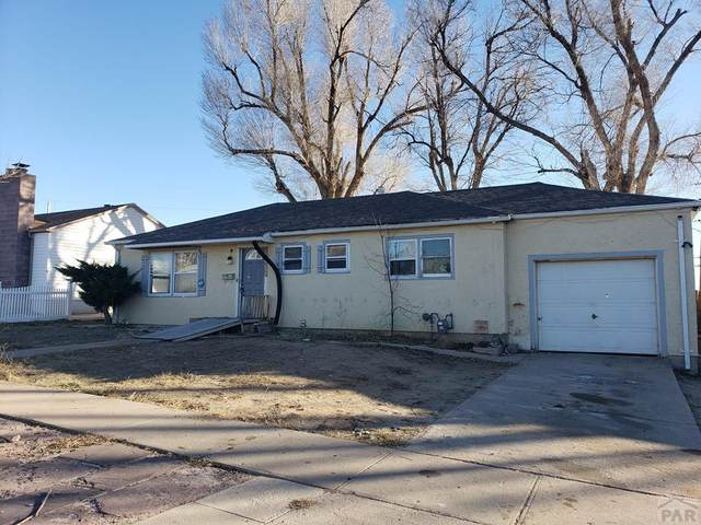 1020 Ruppel St, Pueblo, CO 81001 (MLS #190610) :: The All Star Team