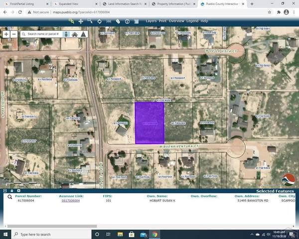 1179 W Buena Ventura Court #3, Pueblo West, CO 81007 (MLS #190656) :: The All Star Team