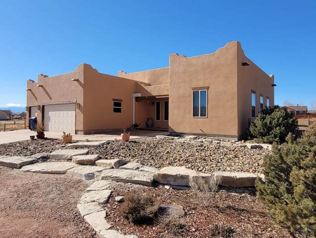 875 S Charlo Dr, Pueblo West, CO 81007 (MLS #190667) :: The All Star Team