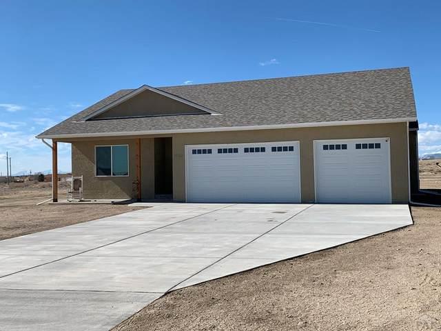1727 N Bear Gulch Lane, Pueblo West, CO 81007 (MLS #190671) :: The All Star Team