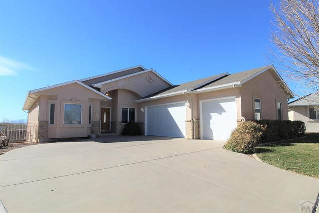 4203 Sentinel Place, Pueblo, CO 81008 (MLS #190682) :: The All Star Team