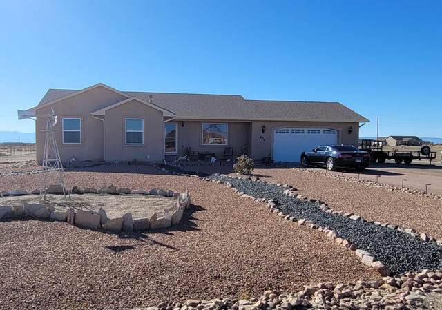 634 E Mcclave Dr, Pueblo West, CO 81007 (MLS #190745) :: The All Star Team