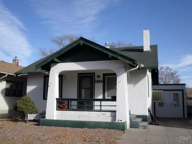 1324 Lake Ave, Pueblo, CO 81004 (MLS #190748) :: The All Star Team