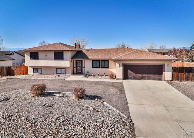 173 S Golfwood Dr E, Pueblo West, CO 81007 (MLS #190779) :: The All Star Team