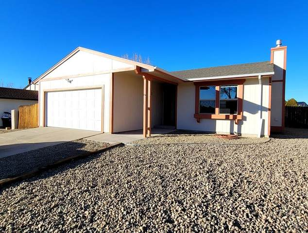 2313 Wheatland Dr, Pueblo, CO 81008 (MLS #190785) :: The All Star Team