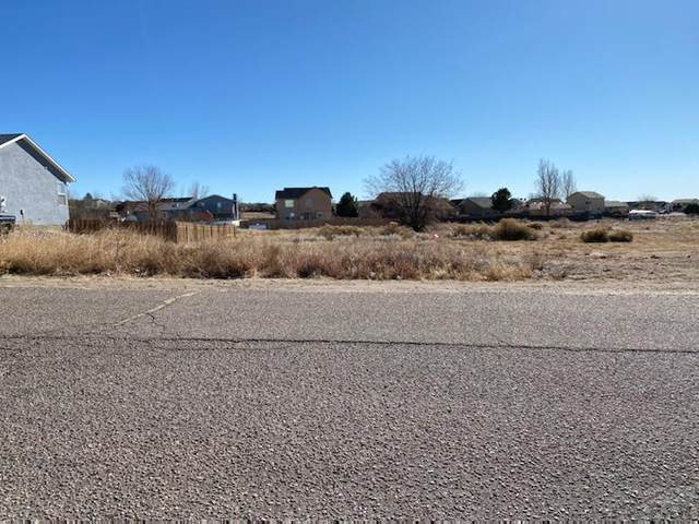 898 S Harmony Dr #33, Pueblo West, CO 81007 (MLS #190873) :: The All Star Team