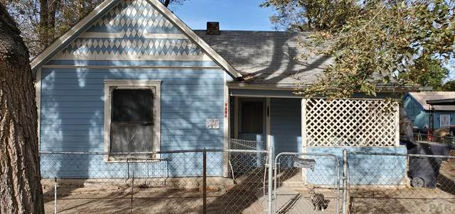 1115 Chestnut Ave, Rocky Ford, CO 81067 (MLS #190884) :: The All Star Team