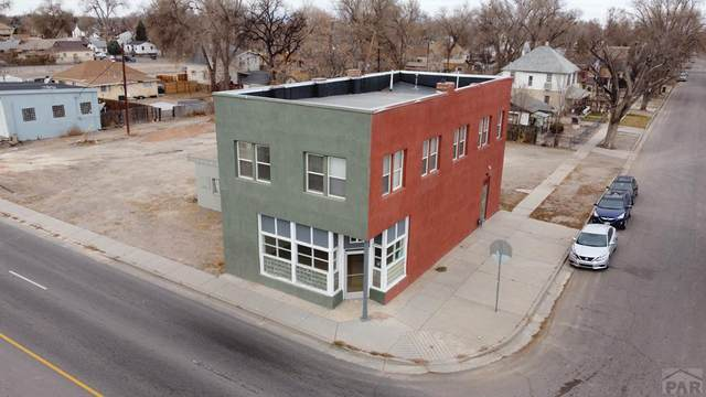 1001 W Northern Ave, Pueblo, CO 81004 (MLS #190976) :: The All Star Team