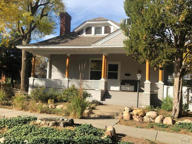425 W 19th St, Pueblo, CO 81003 (MLS #190991) :: The All Star Team