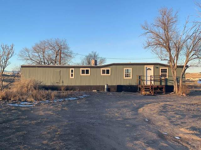 1401 Second Rd, Pueblo West, CO 81007 (MLS #191007) :: The All Star Team