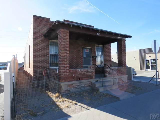 718 W 4th St, Pueblo, CO 81003 (MLS #191085) :: The All Star Team