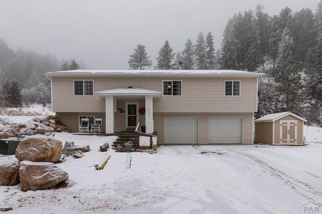 20854 Hwy 96, Wetmore, CO 81253 (MLS #191117) :: The All Star Team
