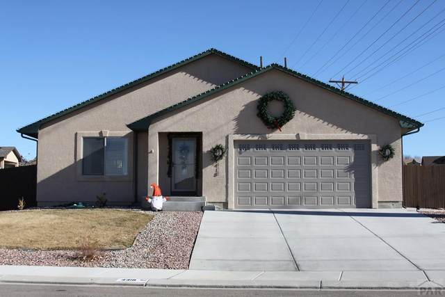 4418 Emerald Ln, Pueblo, CO 81008 (MLS #191180) :: The All Star Team