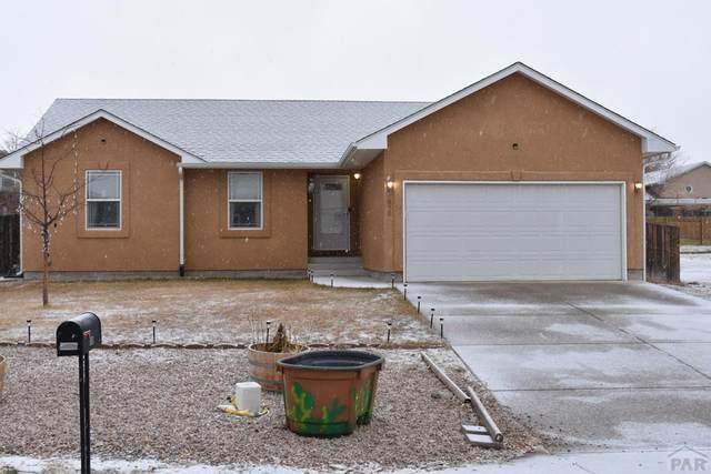 870 S Blakeland Dr, Pueblo West, CO 81007 (MLS #191263) :: The All Star Team