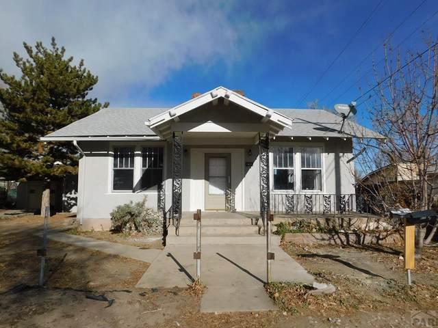 1611 Jones Ave, Pueblo, CO 81004 (MLS #191293) :: The All Star Team