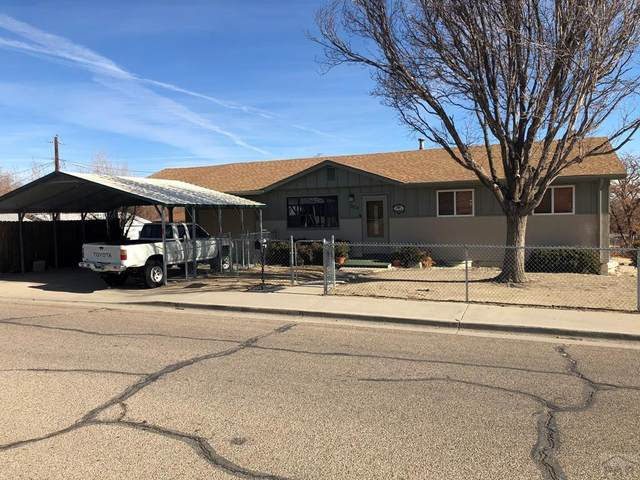 1804 N Portland Ave, Pueblo, CO 81001 (MLS #191325) :: The All Star Team